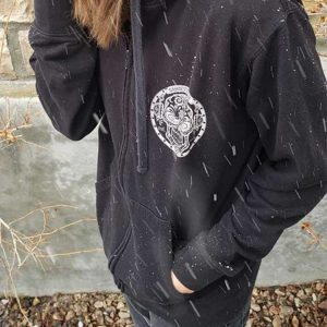Sugar Skull Hooded Jacket