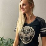 Sugar Skull T-Shirt (Black)