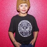 Sugar Skull T-Shirt (Youth)